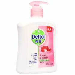 滴露(Dettol)健康抑菌洗手液 滋润倍护 500g/瓶