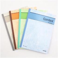 国誉(KOKUYO)Gambol渡边G6407笔记本 B5无线装订软面抄单本