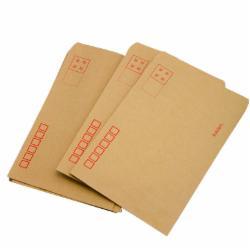 牛皮纸信封 6#230*120mm 100个/包