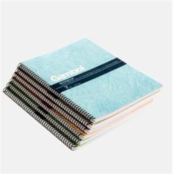 国誉(KOKUYO)Gambol渡边 R0050B5 记事本80页螺旋装订笔记本12本包