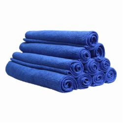 蓝色毛巾/方巾 40*40CM