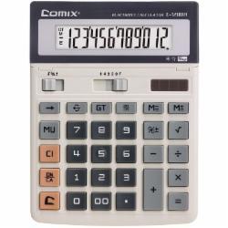 齐心(Comix)  C-1200H 计算器