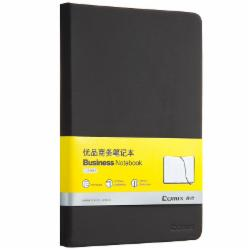 齐心(Comix)  C5902 122张优品商务笔记本子/记事本/日记本A5