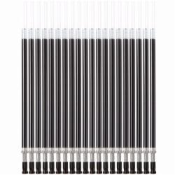 齐心(Comix) R980 通用中性笔芯 20支/盒(黑)