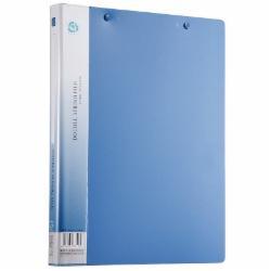 齐心(Comix) AB151A-W 加厚型文件夹/资料夹/双强力夹A4