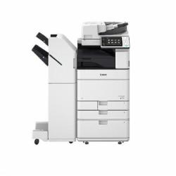 佳能(Canon)C5540彩色复印机(主机+双面输稿器+双纸盒+纸盒加热组件+内置装订器+远程维护+1年保修)