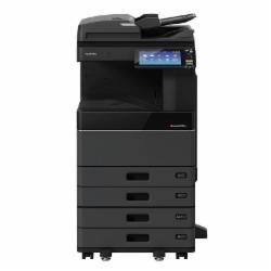 东芝(TOSHIBA)e-STUDIO3508A复印机(主机+双面输稿器+双面器+双纸盒+工作台)