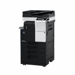 柯尼卡美能达(KONICA MINOLTA)黑白数码复合机 bizhub 287 网络打印/彩色扫描/双纸盒/双面自动输稿器/双面/工作台