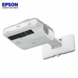 爱普生激光超短焦办公教学高清投影机 CB-700U(含安装线材及安装调试/原厂5年延保)