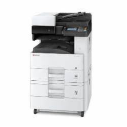 京瓷(KYOCERA)ECOSYS M4132idn A3黑白多功能数码复印机(含双面输稿器+双纸盒+三年质保)