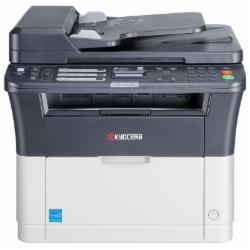 京瓷(KYOCERA)FS-1125MFP 激光一体机 (打印 复印 扫描 传真)