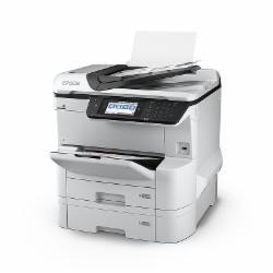 爱普生Epson WF-8690a A3彩色复印机(主机+工作台+三年保)