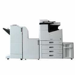 爱普生Epson WF-20590a 阵列式复合机(彩色100页/分钟)主机+专业装订(鞍钉边钉、脚钉)