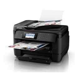 爱普生Epson WF-7728  A3+全能彩色商务复印一体机