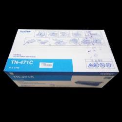 兄弟brother 原装TN-471C青色粉盒适用8260/9310/8900 TN-471C 蓝色粉盒约1800页