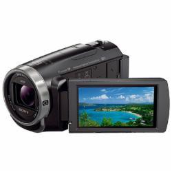 索尼(SONY)HDR-PJ675摄像机(手持支架+国产座充+便携三脚架+国产备用锂电池+背包夹配件+闪迪64G卡+沣标读卡器+清洁套装 +天利46mmUV镜+原装摄像机包)
