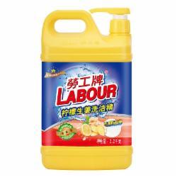 劳工牌(LABOUR)洗洁精 2.2KG