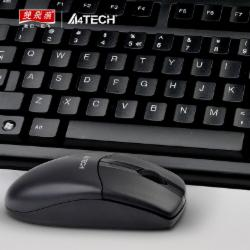 双飞燕(A4TECH)3100N 无线键鼠套装