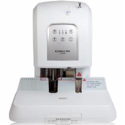 齐心(Comix)  CM-5008 装订厚度50mm 智能触摸式财务装订机