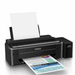 爱普生(EPSON)L313彩色喷墨打印机全新原装A4作业照片家用 连供墨仓式