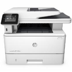 惠普HPLaserJet Pro MFP M427dw 黑白激光多功能一体机 A4 幅面打印 复印 扫描