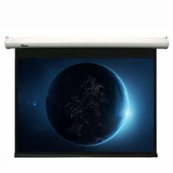 经科(JK)投影幕布S1高清投影布白塑幕布高增益高亮 100英寸 4:3投影幕布高清商务幕(线控)
