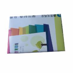 蓝光 彩色复印纸 A5/80克/500P/浅绿色 单包装