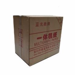 蓝光 鹿牌新闻纸 8K 60g 3700张/箱
