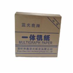 蓝光 鹿牌新闻纸 16K 60g 7400张/箱
