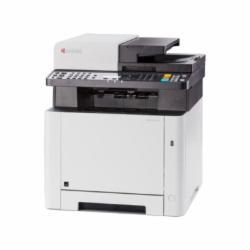 京瓷(KYOCERA)M5521cdn 彩色多功能 一体机 (打印 复印 扫描 传真)