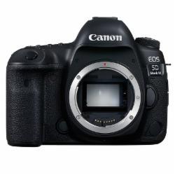 佳能(Canon)EOS 5D Mark IV 机身   (可免费优先体验产品+相机包+64G卡)