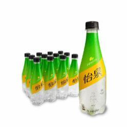 怡泉 Schweppes 无糖零卡 柠檬味 苏打水 汽水饮料 400ml*12瓶