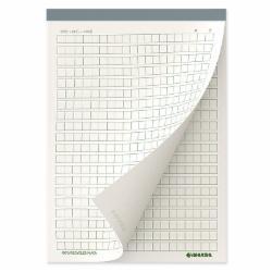 凯萨(KAISA)双线单线信纸加厚方格稿纸30张16K(195×280mm)