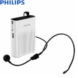 飞利浦(PHILIPS)SBM200便携式扩音器小蜜蜂(白色)
