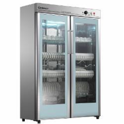 康宝(Canbo)立式商用大容量保洁柜双门餐具茶杯消毒碗柜GPR700A-3