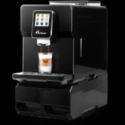 德颐(DEYI)DE-360触屏全自动磨豆意式咖啡机自动上水