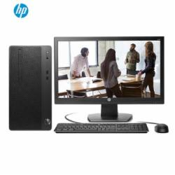 惠普台式电脑 280 Pro G4(i5-8500/4G/1TB/DVDRW/DOS/USB键鼠/21.5寸/3-3-3有限保修)