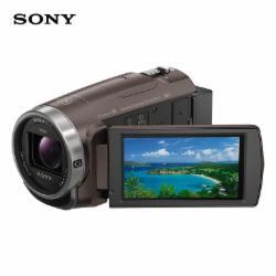 索尼HDR-CX680数码摄像机+闪迪64GSD卡+FB Q558S三脚架+沣标FV100电池套装+索尼原装摄像机包+蔡司46mm UV保护镜+沣标读卡器+威高清洁套装D-15318+高清线×黑色