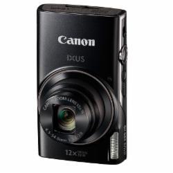 佳能(CANON)黑色 单反相机/IXUS 285 HS 数码相机 黑色