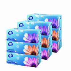 维达V2218盒抽纸巾 三层 3盒装