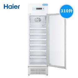 海尔(Haier)HYC-310S药品保存箱 侧开门 总容量310L 白色(三年保修)