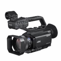 索尼PXW-Z90手持式摄录一体机(含闪迪128GSD卡+SY380三脚架+FV100电池套装+原装包+UV镜)