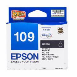 爱普生EPSON T1091黑色墨盒