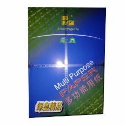 绿皇B5复印纸(80g/500P)
