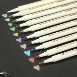 斯塔(STA)6551BR彩色绘画笔 软头笔(10只装 )
