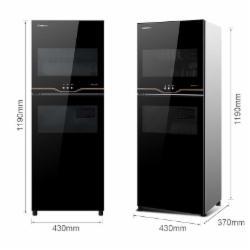 康宝 XDZ130-VA1新款立式双门家用厨房消毒碗柜