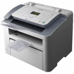 佳能 FAX-L150 激光传真机 A4 白色 传真、复印、打印