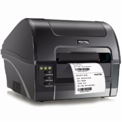 博思得(POSTEK) C168不干胶标签打印机二维码网线线缆固定资产标吊牌条码机 300S(300dpi)