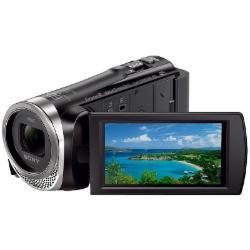 索尼(SONY)HDR-CX450数码摄像机(64G内存卡/FB Q558S三脚架)