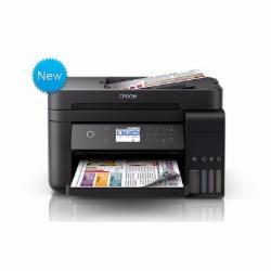 爱普生(EPSON)L6178有线/无线 双面打印 连续复印扫描